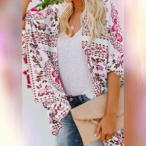 Just in! Boho vibes kimono